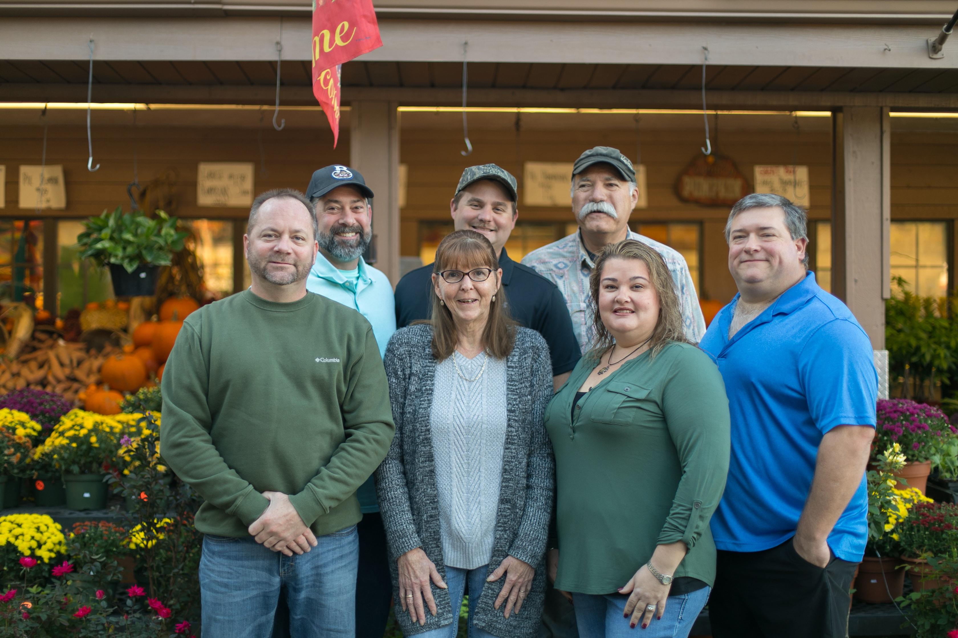 Ward's Supermarket Gainesville FL Team Photo