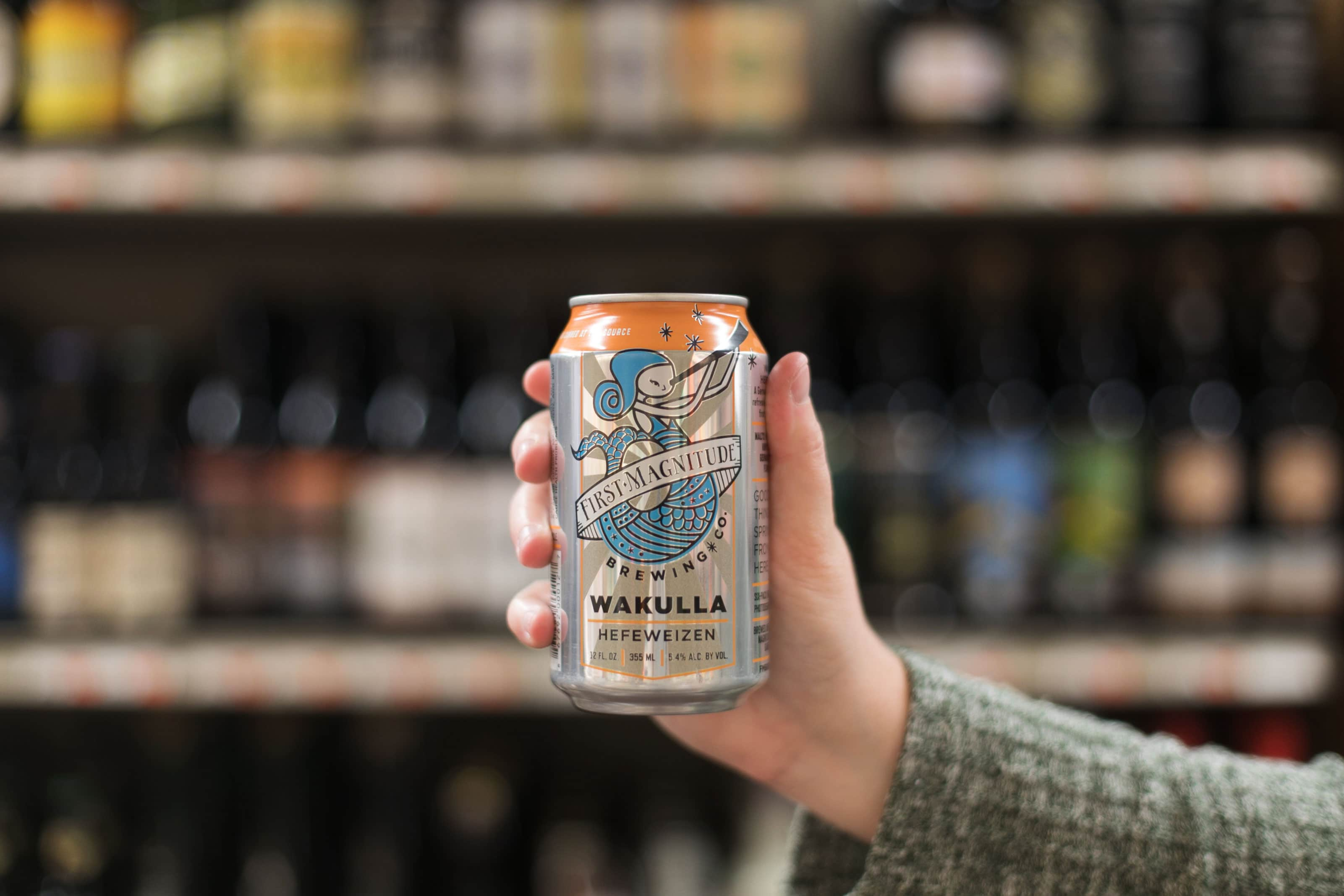 Local Gifts Craft Beer Ward's Supermarket Gainesville, FL
