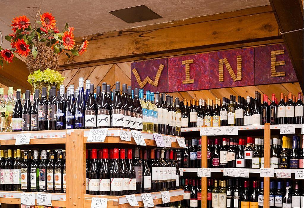 local wine Gainesville FL Ward's Supermarket