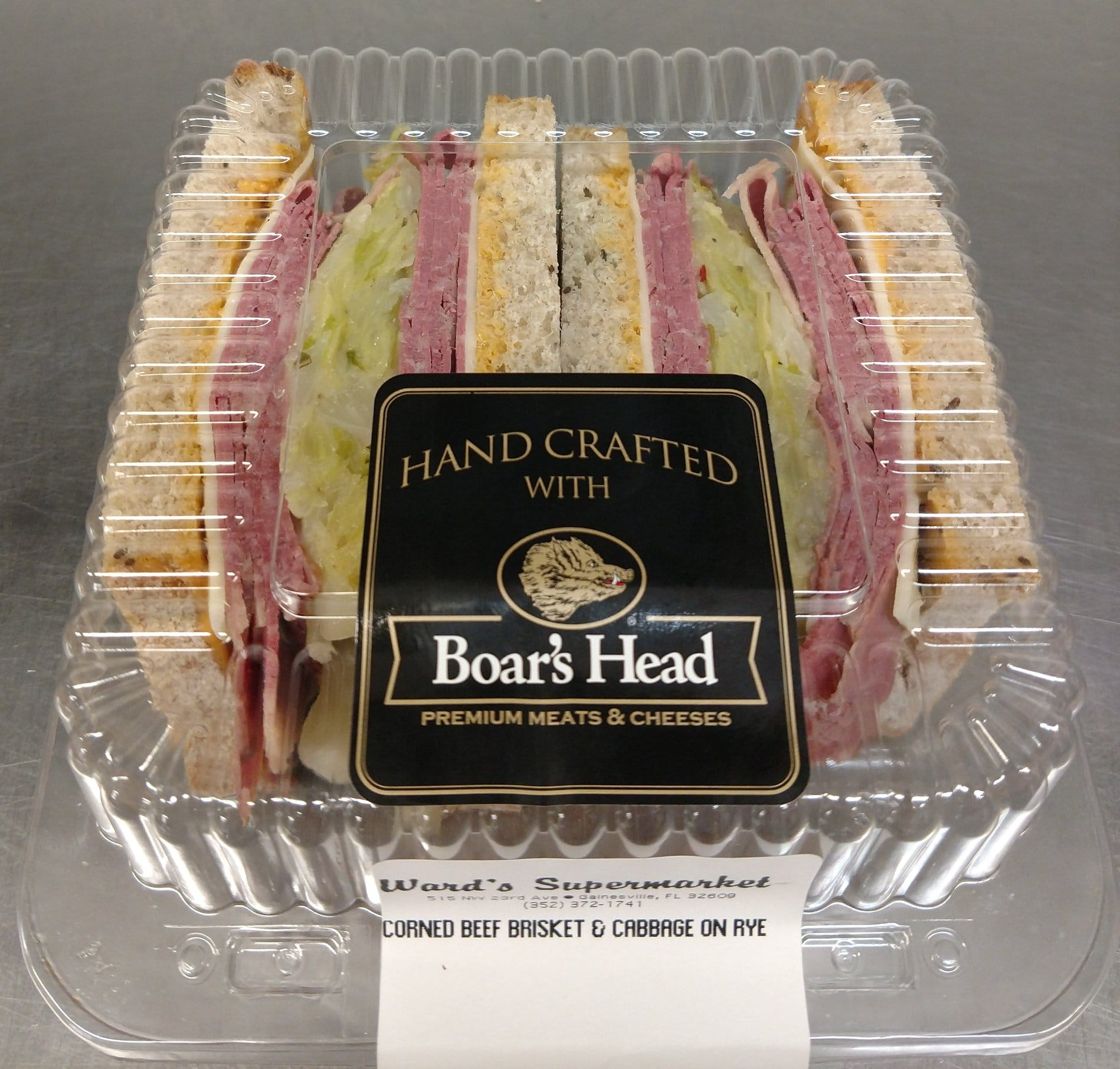 Boar's Head Deli Ward's Supermarket Gainesville, FL