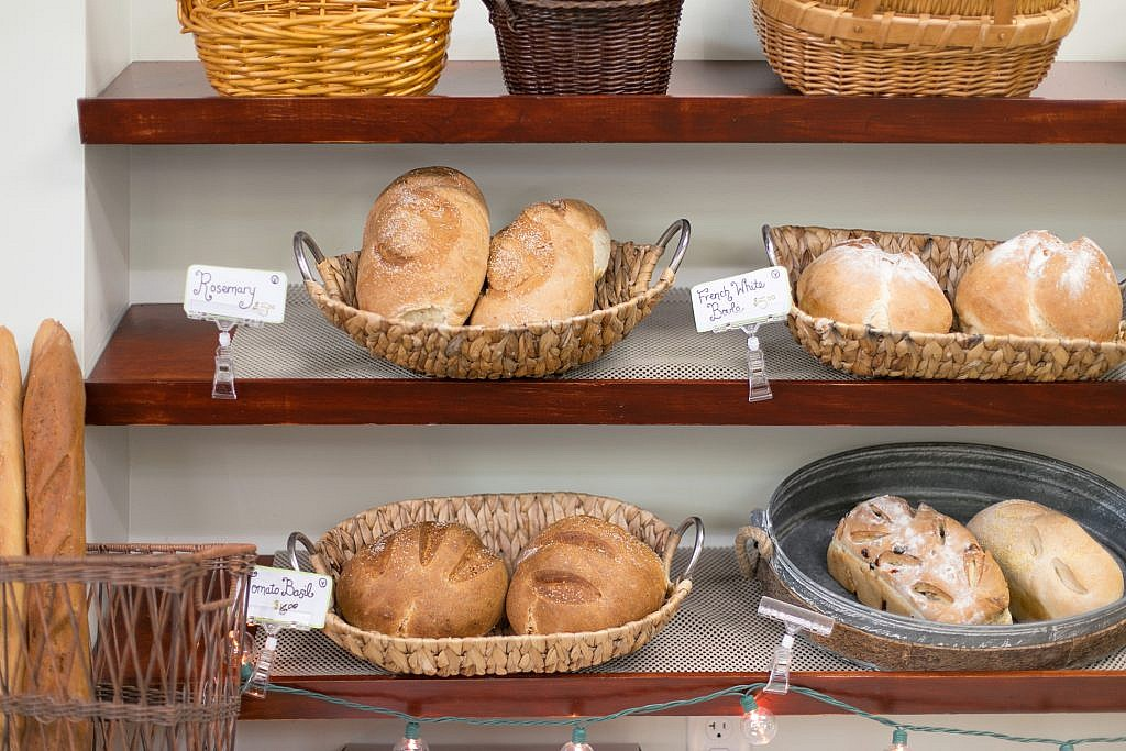 flour pot bakery breads and other baked goods