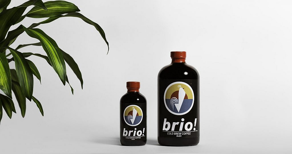 brio cold brew coffee gainesville local